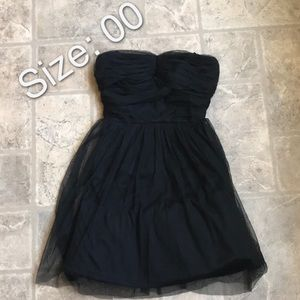 Mini formal dress